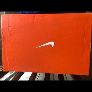 Nike Shoes - Nike Kyrie Flytraps Black/Royal Blue